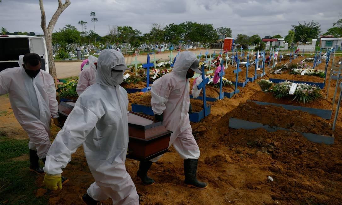 Araraquara bate recorde de mortes por covid-19 em 24 horas