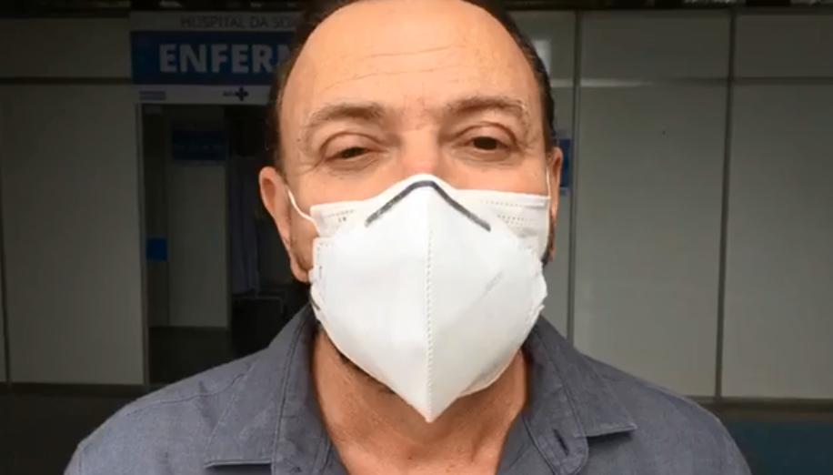 Mais leitos para enfrentamento da pandemia: PS do Melhado e hospital de campanha