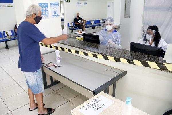 Unidade de Saúde do Selmi Dei realiza 350 atendimentos para Covid-19 por semana