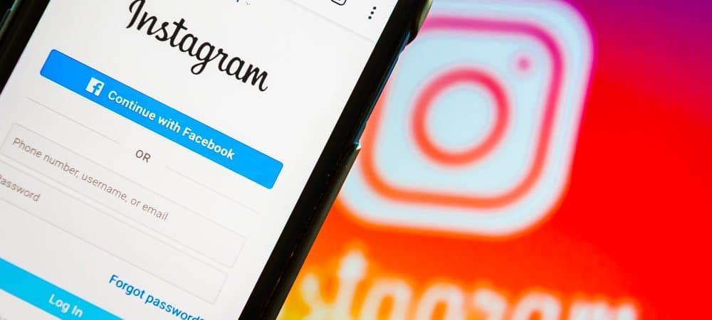 """Instagram trava e apresenta """"falhas continuamente"""" nesta terça-feira (30)"""