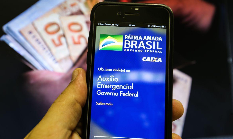 Aberta consulta sobre auxílio emergencial pode ser feita a partir de hoje